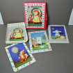 "4 ""Toy Puzzles"" VINTAGE"
