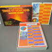 "Vintage 1970 ""Earth & Volcanoes"" electric game"