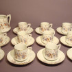 Large coffee set PARIS around 1900