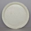 MATEGOT Perforated lacquered metal tray VINTAGE 1950 - 60