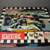 Circuit SCALEXTRIC Meccano - Tri-ang Cooper Lotus 1960